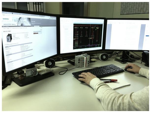 Planung, Projektierung und Dokumentation von elektrischen Anlagen
